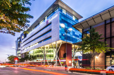 mixed use, new urbanism spaces at melrose arch