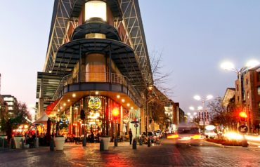 restaurants near one on whiteley in melrose arch