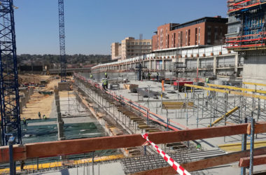 One On Whiteley Construction Update 20 July 2017