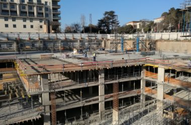 Construction Update 1 - July 2017