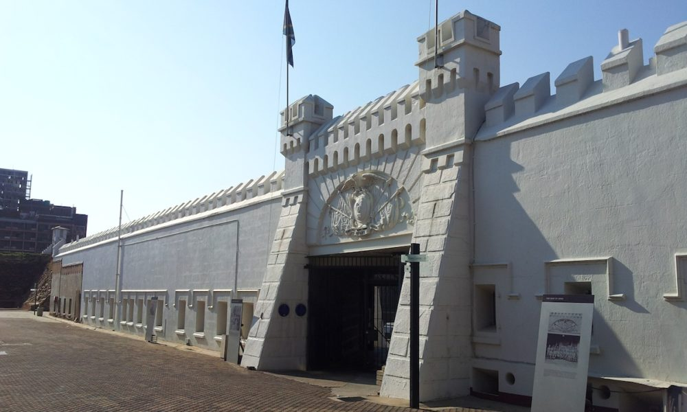 Old Fort Constitutional Hill