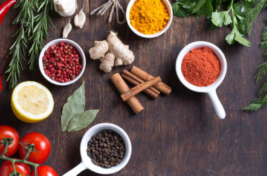spices used for delicious winter warmer meals that you can cook at home